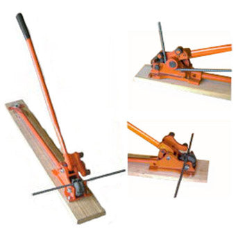 Benner - 5/8'' Manual Rebar Cutter/Bender