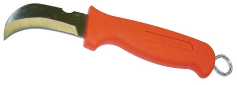 Jameson - Hawkbill Knife Orange Handle