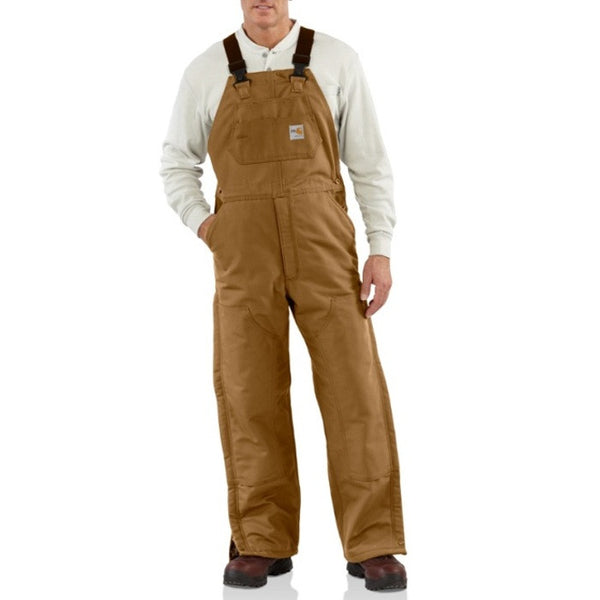 Carhartt Duck Bib Overalls (3 Colors)