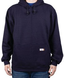 N.S.A. - FR Hooded Pullover Sweatshirt Navy