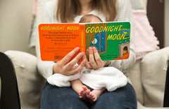 40 Best Books for a Baby's First Year