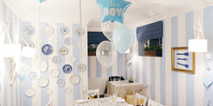 19 Baby Shower Decoration Ideas for Boys