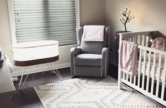 16 Gorgeous Gray Nursery Ideas