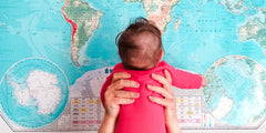40 Place Baby Names for Your Tiny Traveler