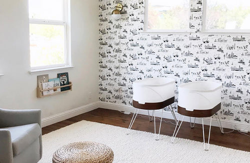 15 Twin Nursery Ideas That Are Double the Fun