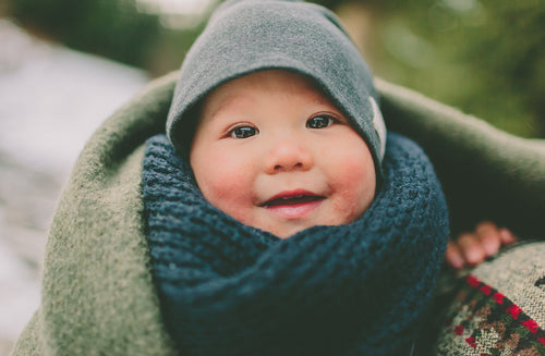 39 Ultra *Cool* Winter Baby Names