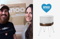 Chip Gaines Gifts SNOO to Mom Who Struggled with Fertility