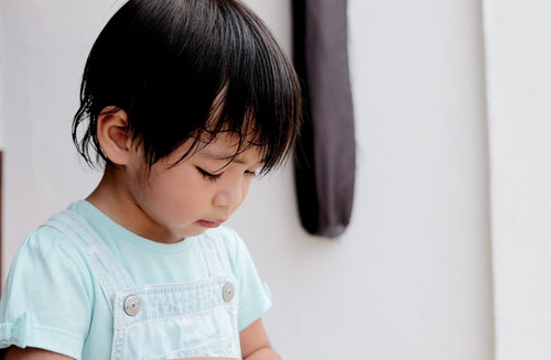 "Should I Expect My Toddler to Say, ""I'm Sorry""?"