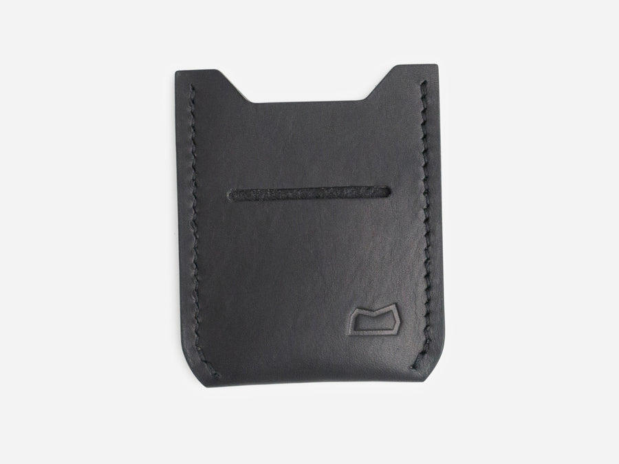 The Grant Wallet - Black Harness