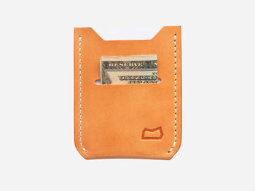 The Grant Wallet - Russet Harness