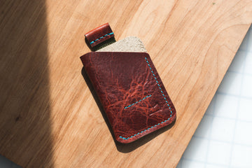 The Anderson Wallet - Orangeade Fuego (Ready to Ship)