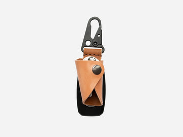 The Ultimate Keychain in Russet Harness