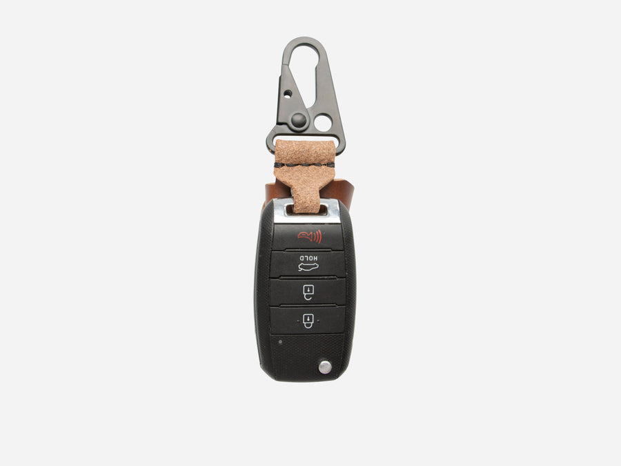 The Ultimate Keychain in Brown Chromexcel