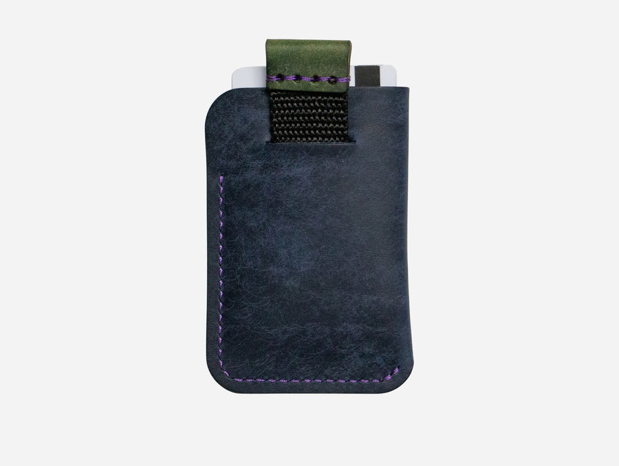 Limited Edition Anderson Wallet - Midnight MPG Graffiti