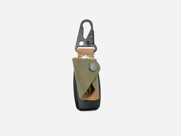 The Ultimate Keychain in Moss Green