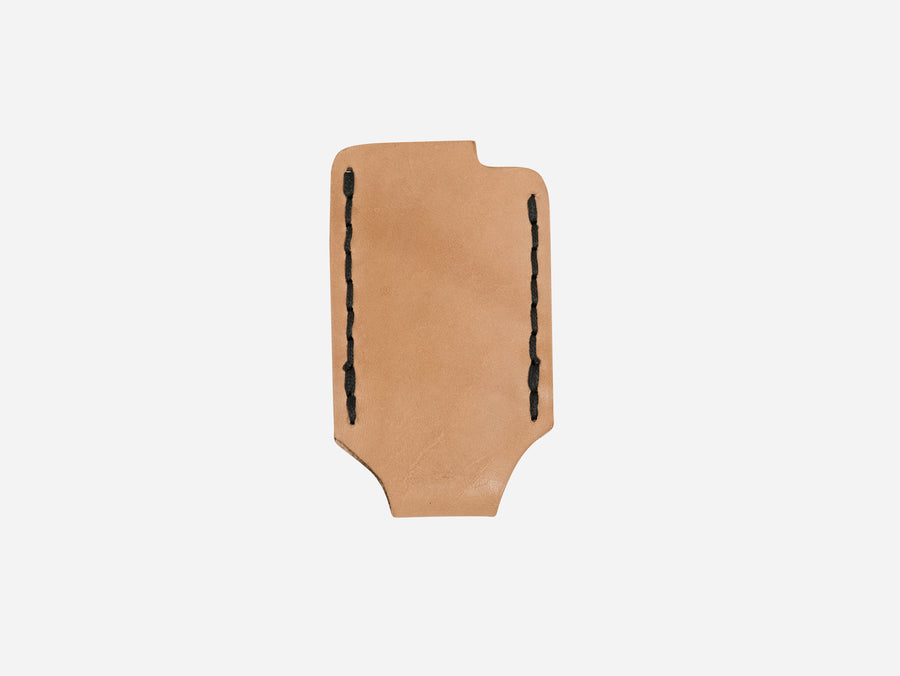 Leather Lighter Case Veg Tan