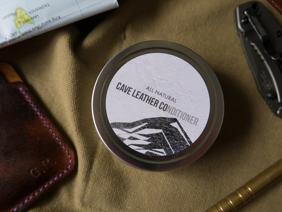All-Natural Cave Leather Co. Leather Conditioner