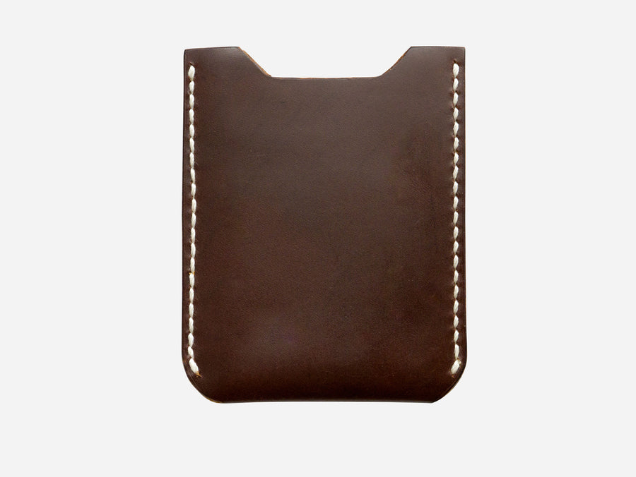The Grant Wallet - Peruvian Mahagony