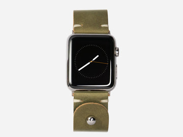 Apple Watch Band - Moss Green