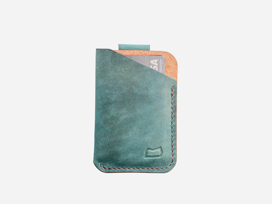 The Anderson Wallet - Ink Blue