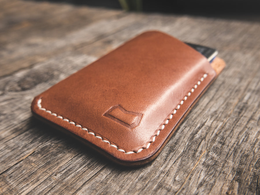 The Anderson Wallet - Wickett and Craig Cinnamon