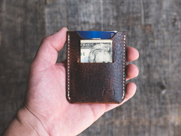 The Grant Wallet - Autumn Harvest (ready to ship)