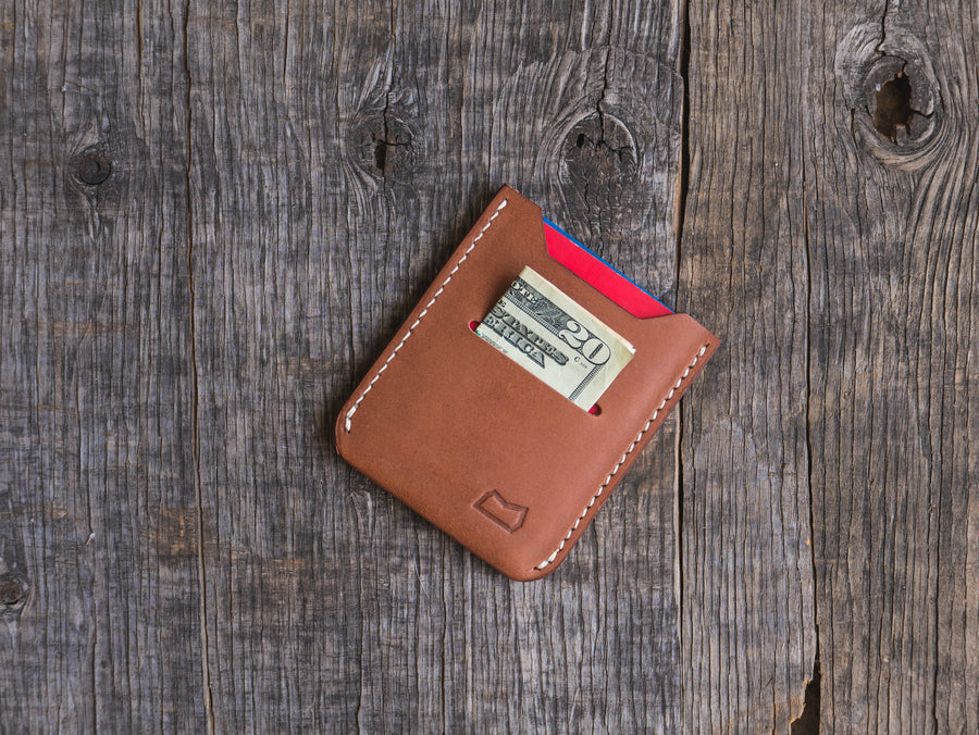 The Grant Wallet - Cinnamon Wickett and Craig