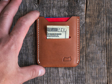 Handmade Leather Apple Watch Bands and more by Cave Leather Co
