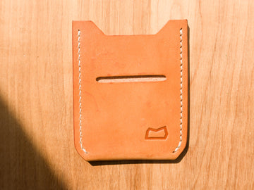 The Grant Wallet - Russett Harness (Sample)