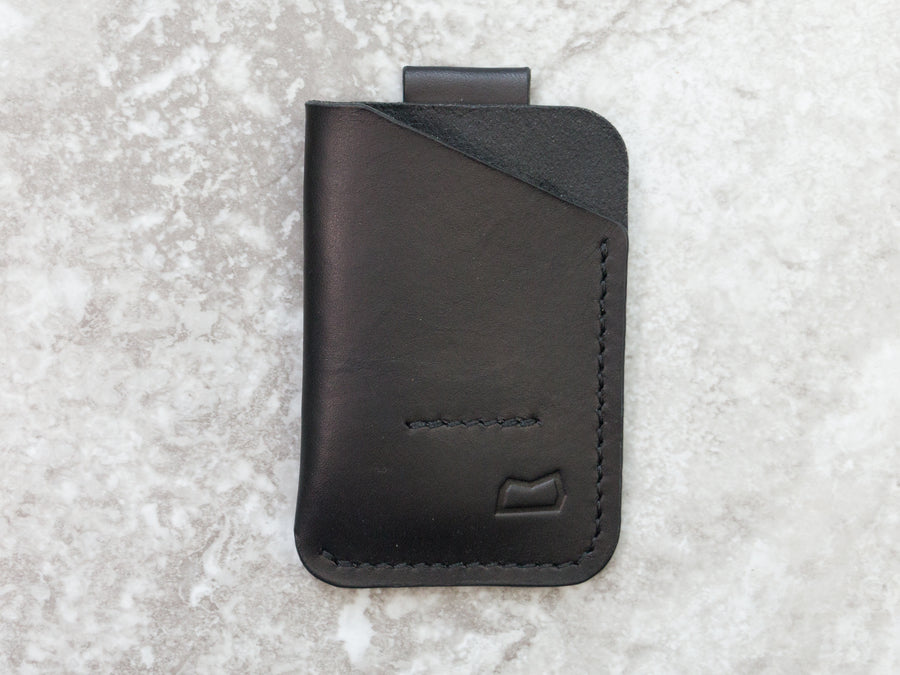 The Anderson Wallet - Black Harness (Ready to Ship)