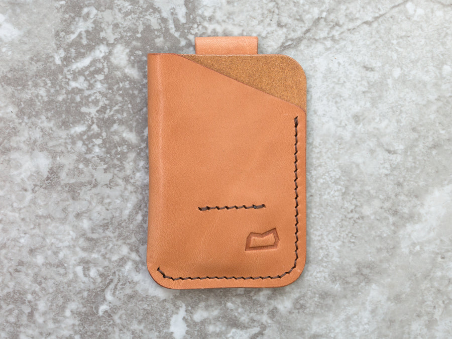 The Anderson Wallet - Russet Harness (Ready to Ship)