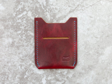 The Grant Wallet - Ruby Fuego Limited Edition (Ready to Ship)