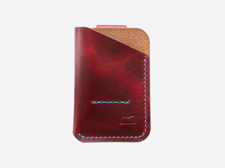 Limited Edition Anderson Wallet - Ruby Fuego - Limited Edition