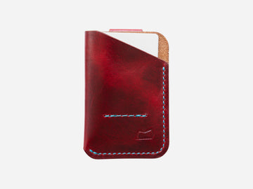 The Anderson Wallet - Ruby Fuego