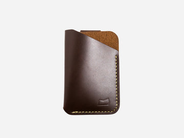 The Anderson Wallet - Peruvian Mahagony