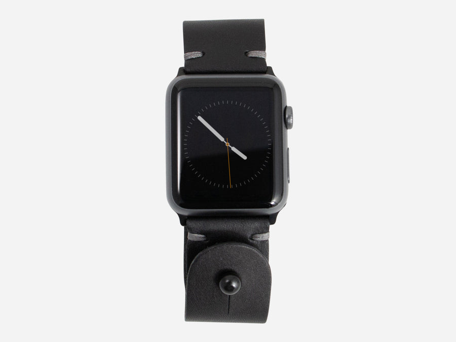 Apple Watch Band - Black Wickett and Craig