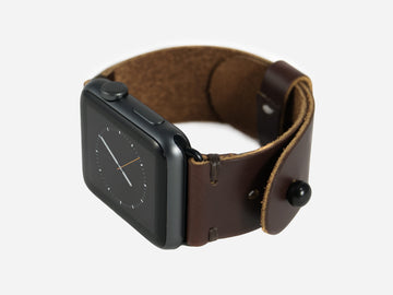 Peruvian Mahagony Apple Watch Band