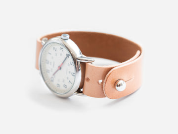 Russet Harness Pass-Through Watch Band