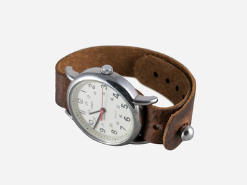 Wheat Harvest Pass-Through Watch Band