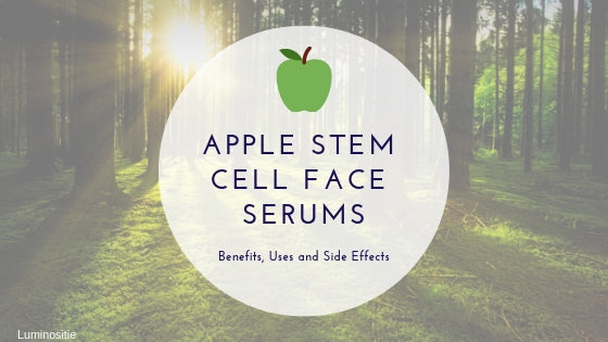 Apple Stem Cell Face Serum Benefits, Uses & Side Effects - Is it Real?