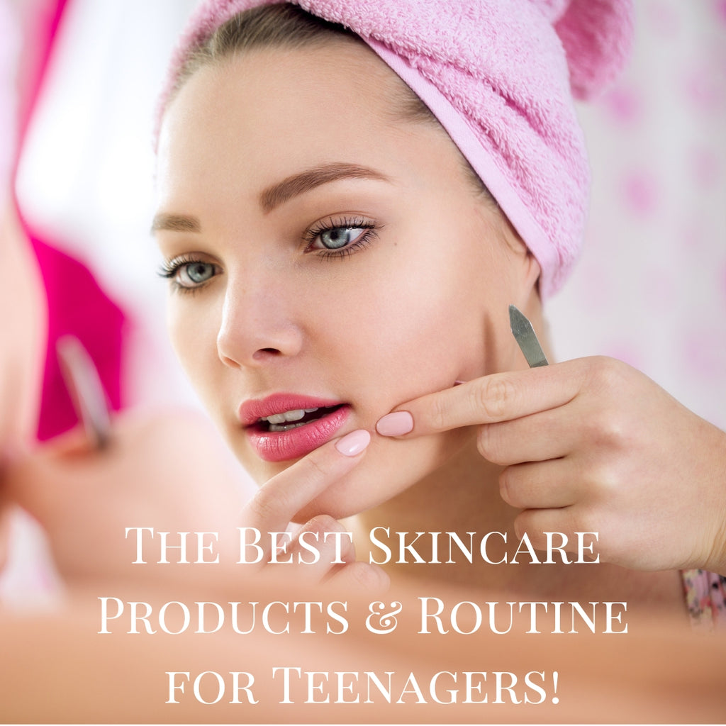 Best Skincare Routine & Products for Teenagers