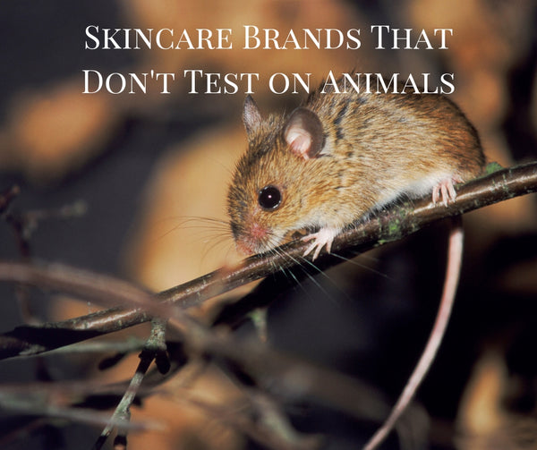 skincare brands that don't test on animals