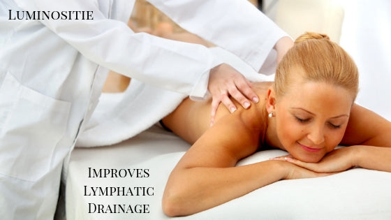 improves lymphatic drainage