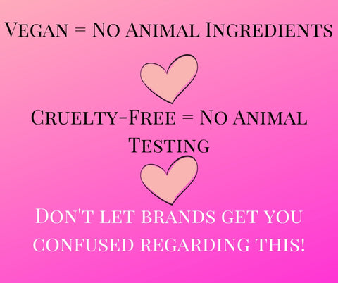 vegan vs cruelty free