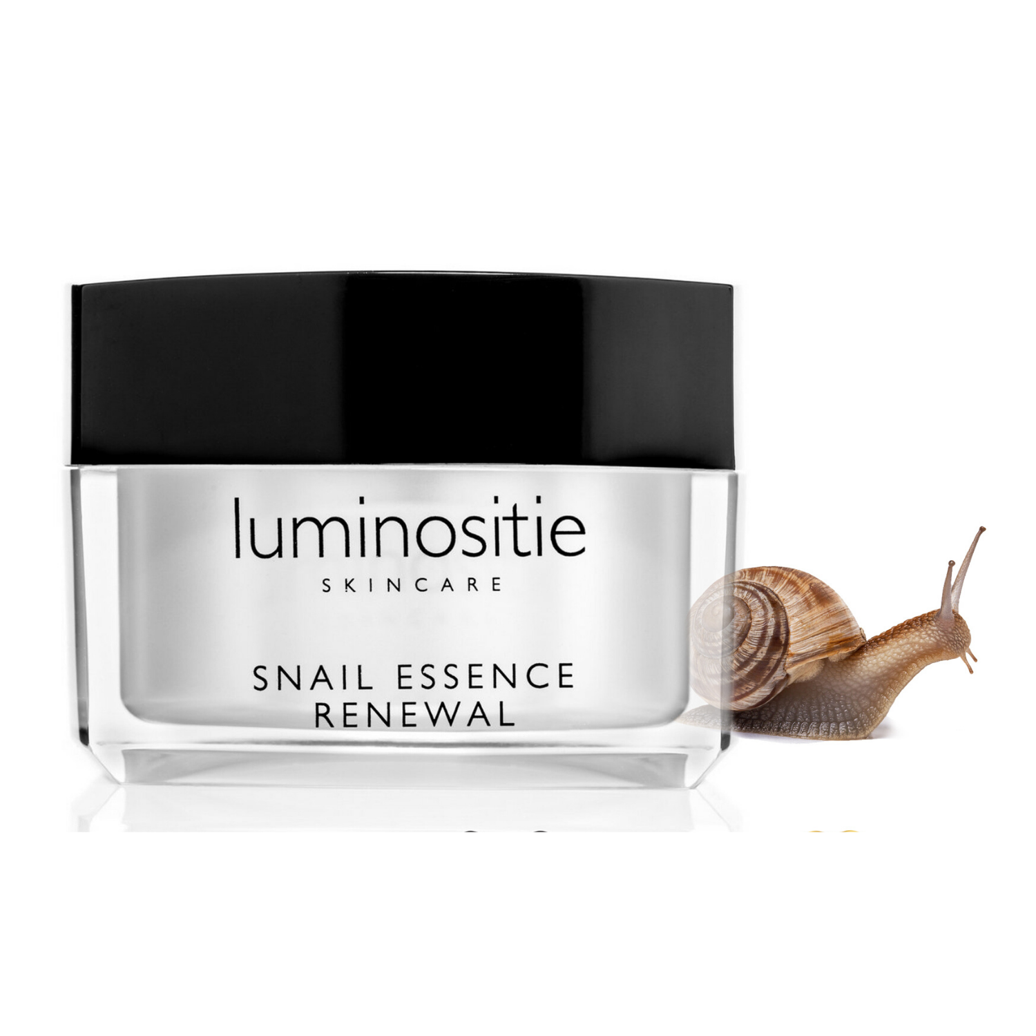 Snail Extract Essence Renewal Cream - Luminositie