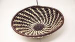 Black n White circular decorative Basket