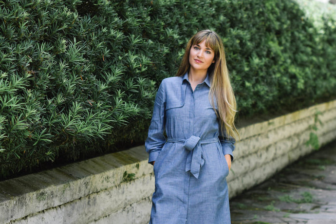 How This Blogger Left A Career In Fashion To Advocate For Sustainable Living