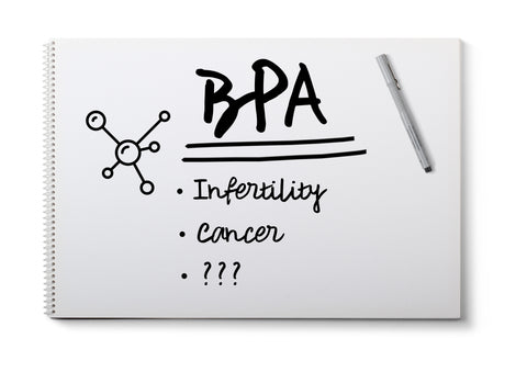 BPA warning of its side effects