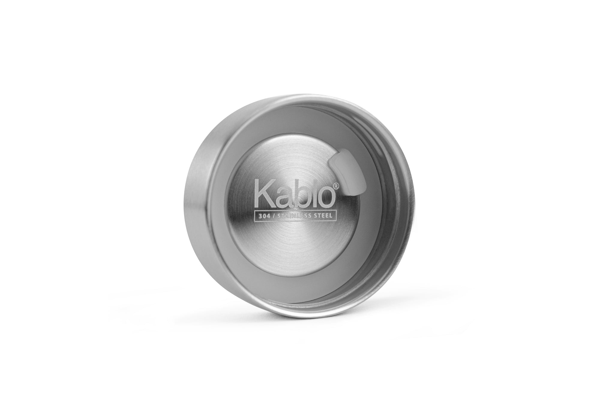 Stainless Steel Cap for 2nd Generation Kablo Bottles