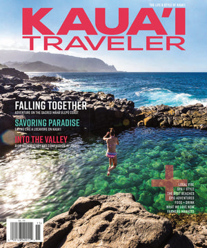 Kauai Traveler Magazine January 2017
